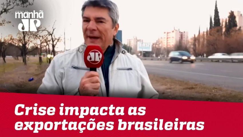 Veículos: crise na Argentina impacta as exportações brasileiras