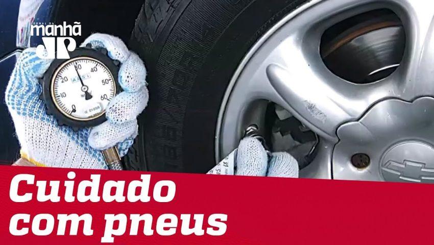 Cuidar dos pneus é importante para aumentar durabilidade