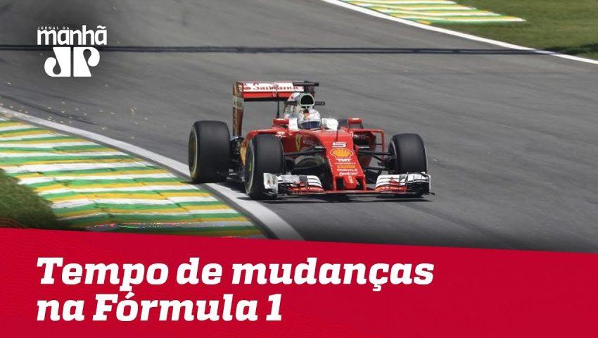 Novas regras indicam tempo de mudanças na Fórmula 1