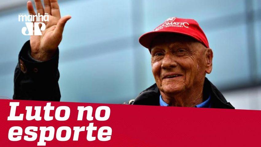 Morre o tricampeão de Fórmula 1, Niki Lauda