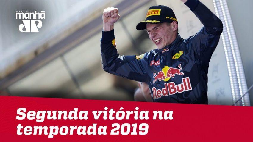 Max Verstappen surpreende e conquista a segunda vitória na temporada 2019