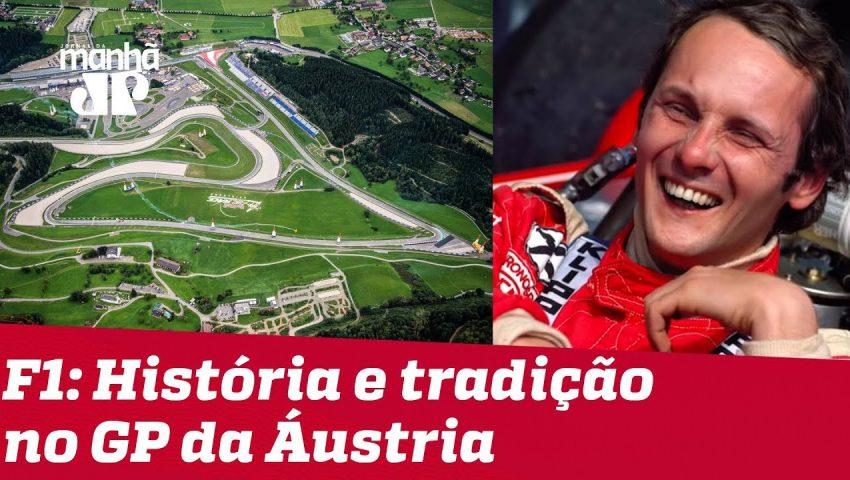 GP da Áustria traz muita história na Fórmula 1