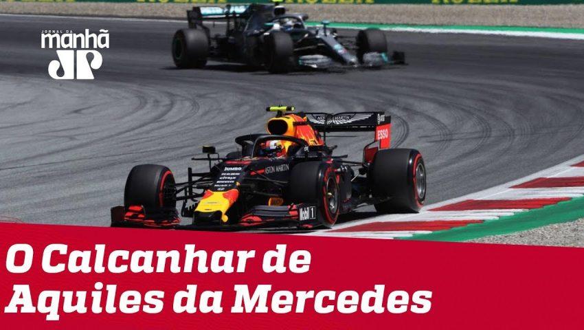 Lewis Hamilton fica fora do pódio pela primeira vez em 2019