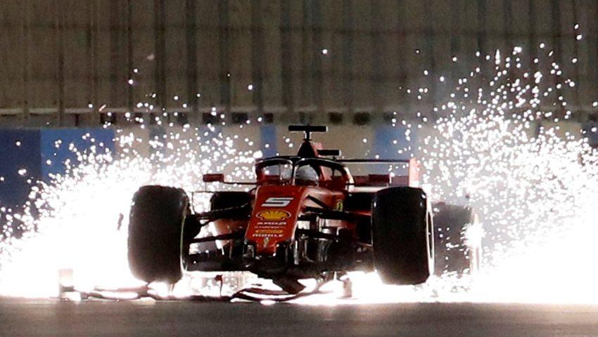 A Fórmula 1 volta a acelerar na Áustria