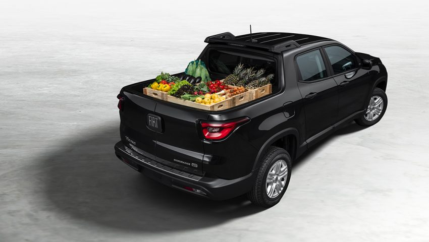 Nova Fiat Toro : novo estilo, alta performance e muito  conectada