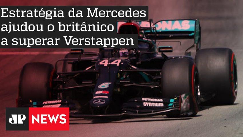 Lewis Hamilton vence na Espanha e amplia vantagem sobre Max Verstapen na F1