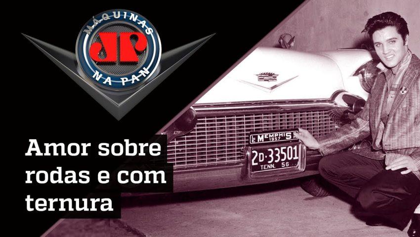 Os carros de Elvis Presley