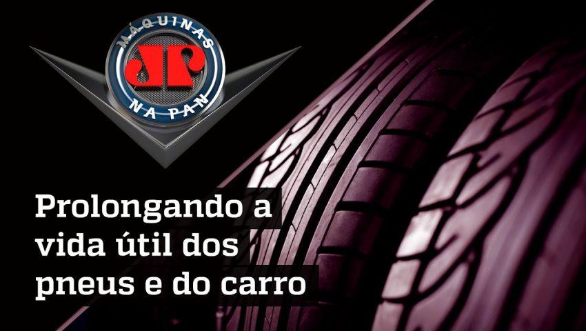 Cuide dos pneus do seu carro e da segurança de sua família