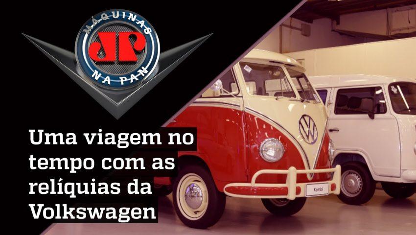 Fuscas, Kombis e Brasílias na Garagem VW