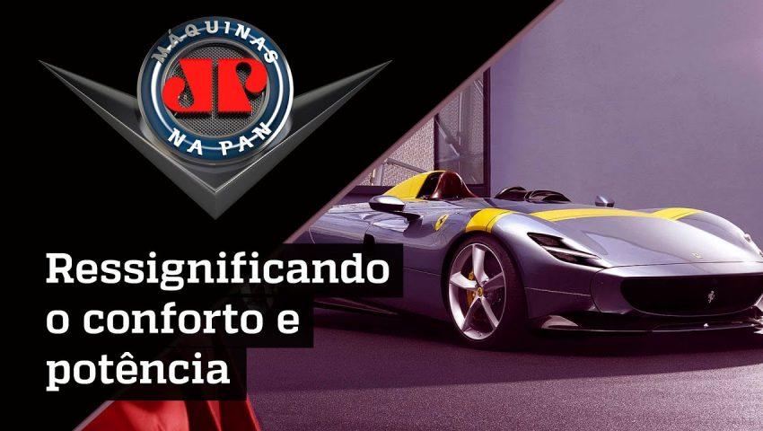 Monza e Ferrari: sintonia até no ronco dos motores