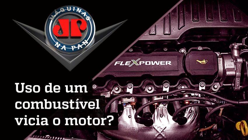 Motores Flex: entenda o funcionamento