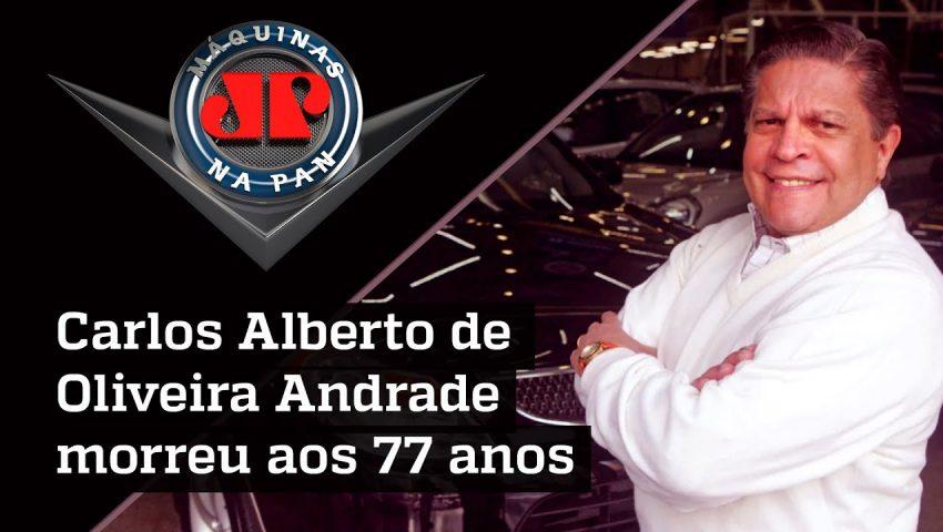 A indústria automotiva perde um grande empreendedor:Dr Carlos, da Caoa.