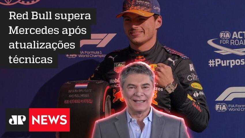 Verstapen vence o GP da Holanda e assume a liderança na F1