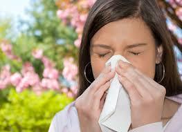 Você tem algum tipo de alergia respiratória?