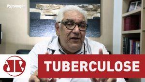Aumentam os casos de tuberculose no Brasil