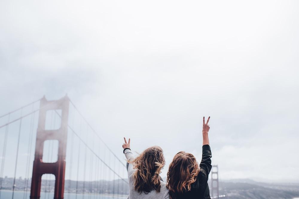 Golden Gate, em São Francisco, Califórnia