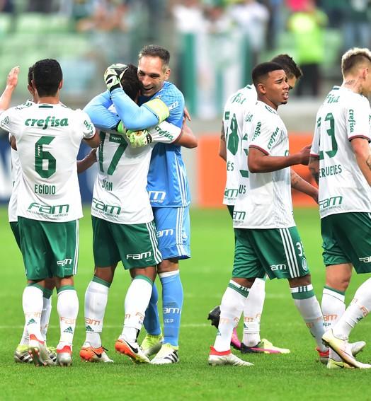 Palmeiras líder e favorito para o titulo!
