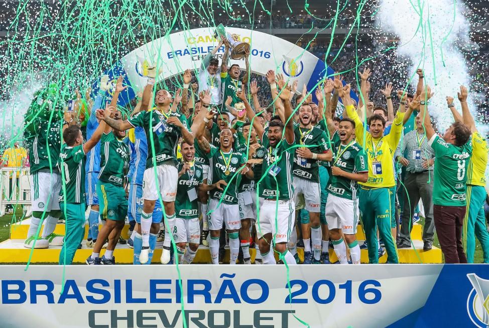 Palmeiras campeão indiscutível