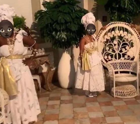 31c3cc47a6cc6 Polêmica  Donata Meirelles e sua festa