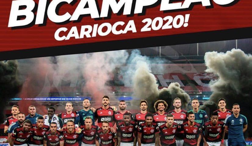 Uma vez Flamengo, 36 vezes Flamengo