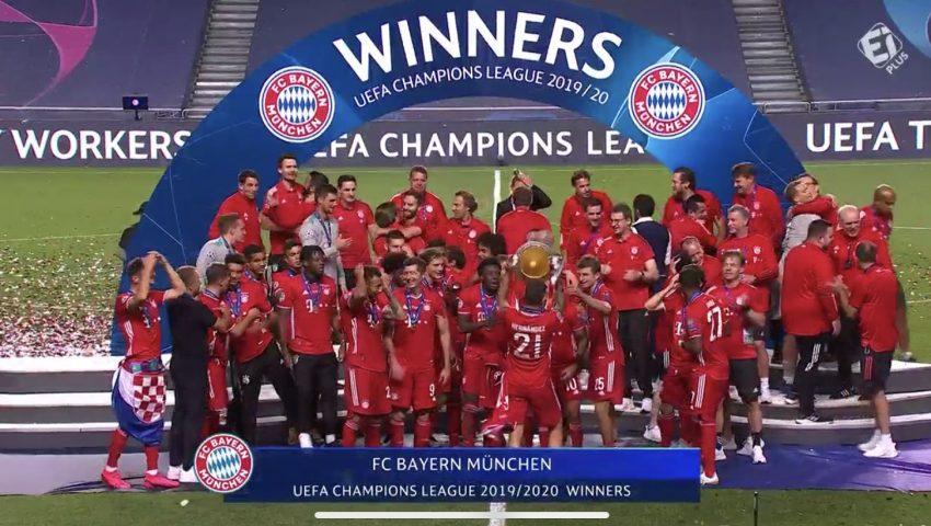 Linha Maginot. Hexa tá on. Bayern de Munique 1 x 0 PSG