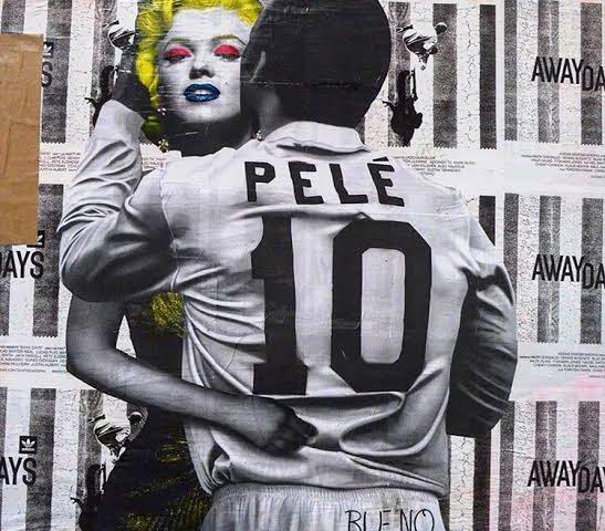 Pelé é o Pelé do futebol
