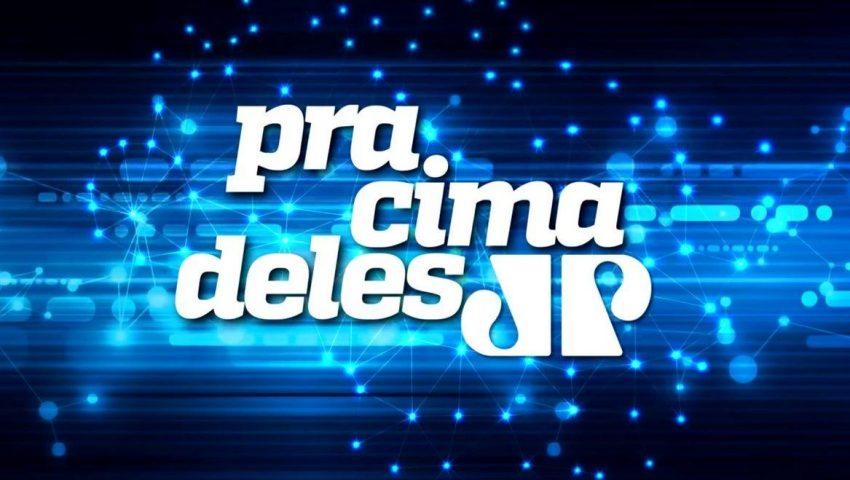 #PraCimaDeles (30/08/2019) com Thaméa Danelon, Paulo Eduardo Martins e Denise Campos de Toledo