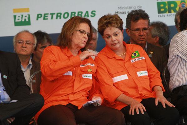 Graça Foster aproxima a Lava Jato de Dilma