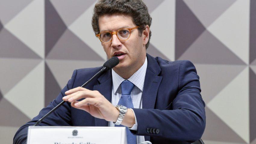 Partido NOVO se manifesta sobre as falas do ministro do Meio Ambiente