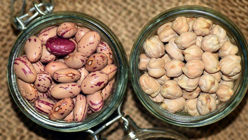 Feijão, grão-de-bico e lentilha são as principais fontes de fibra dos brasileiros, diz Ibope Inteligência