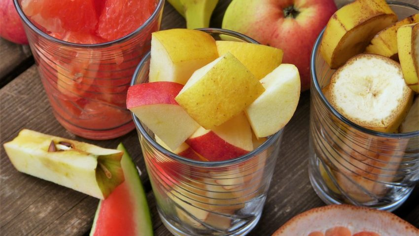 Férias escolares: dicas para seu filho comer frutas e verduras