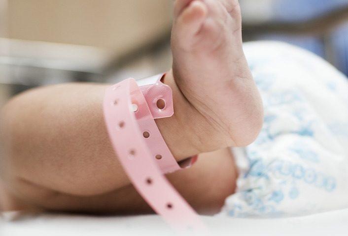 Teste do Pezinho deve ser feito nos primeiros dias de vida do bebê
