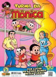 Mauricio de Sousa fala sobre personagem autista em capa da revista da Turma da Mônica