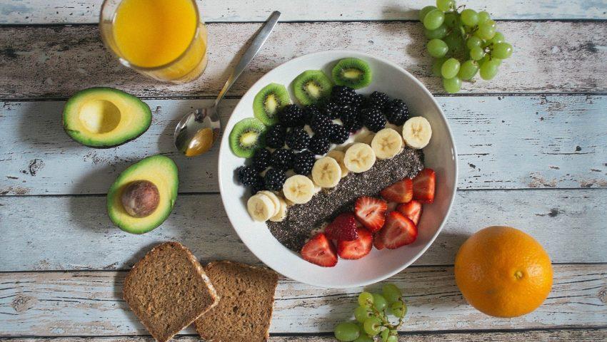 Alimentos para aumentar a concentração no home office