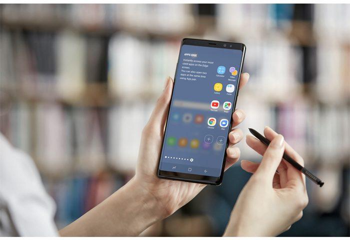 Sem esquecer o passado, Samsung anuncia o Galaxy Note 8