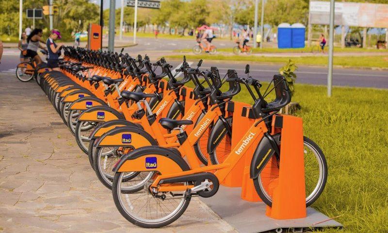 Empresa brasileira amplia operação com bicicletas compartilhadas no Chile