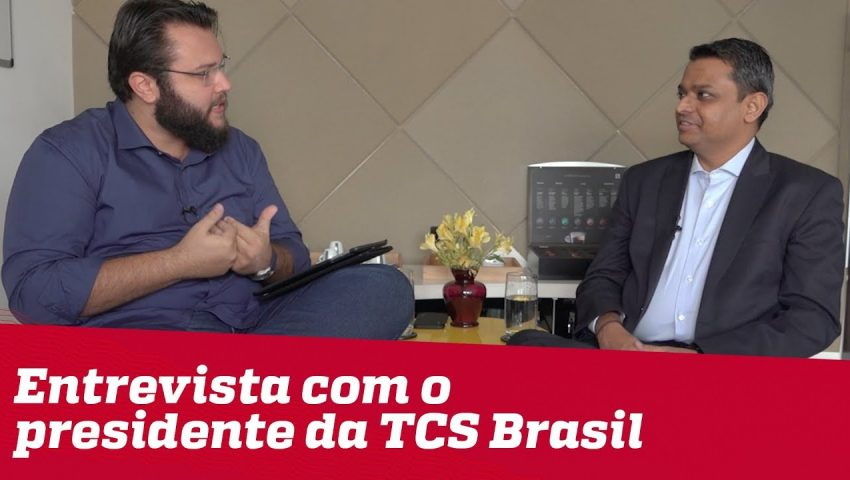 """""""Ser digital não é opção"""", diz presidente da TCS Brasil"""