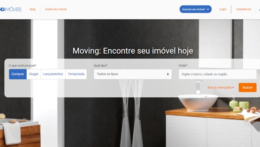 Moving Leilões: plataforma conecta comprador a leiloeiro