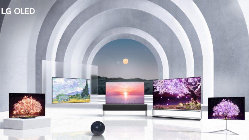 TVs estão cada vez mais tecnológicas, e LG eleva foco no consumidor
