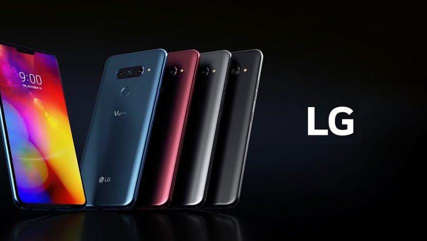 LG encerra fabricação de smartphones