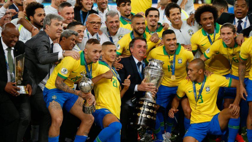 Sobre se Bolsonaro foi vaiado? O debate não é esse