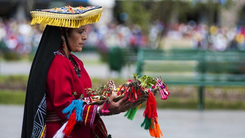 Junho e julho são meses de festas e tradições no Peru