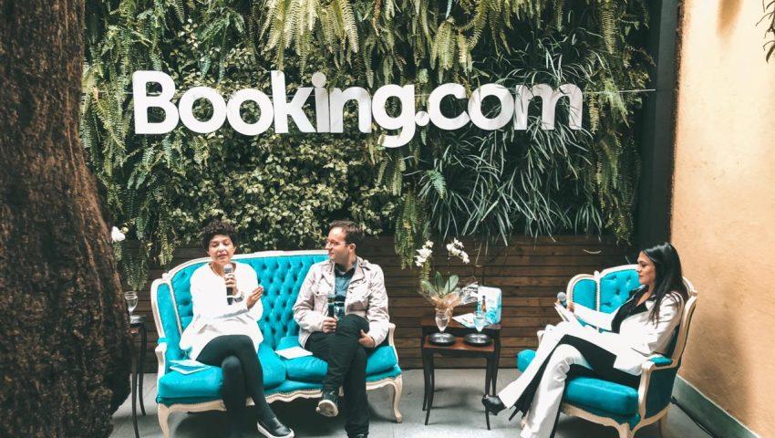 Booking.com e Think Olga lançam guia para mulheres; veja