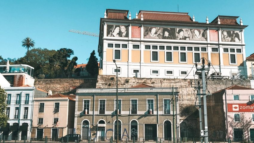 Aproveite a capital de Portugal