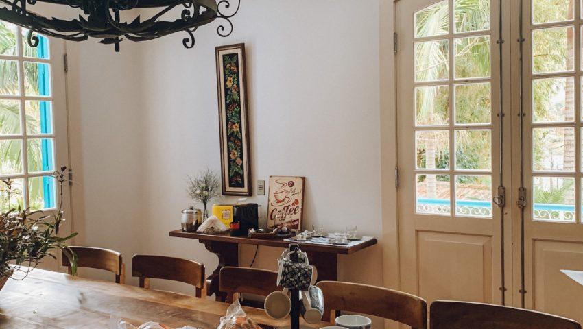 Casa Portuguesa na serra; hospedagem incrível em Petrópolis