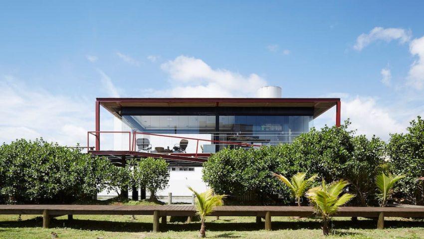 Veja 13 casas de vidro incríveis para se hospedar no Brasil