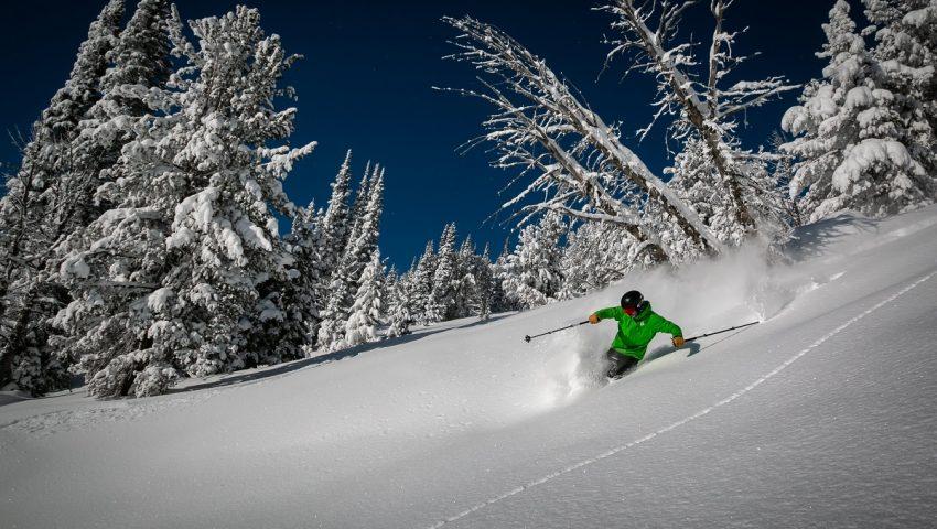 Jackson Hole apresenta novidades para 2021