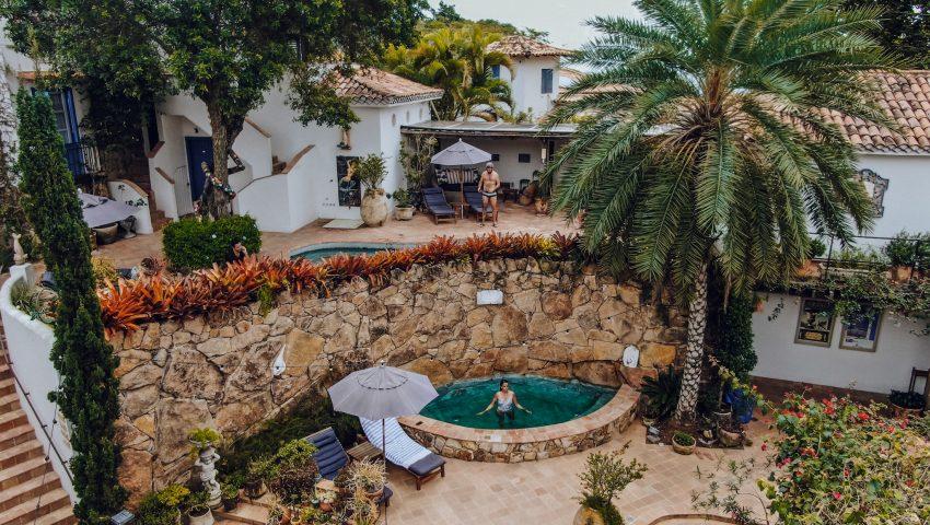 Hotel Vila da Santa: uma vila do mediterrâneo em Búzios