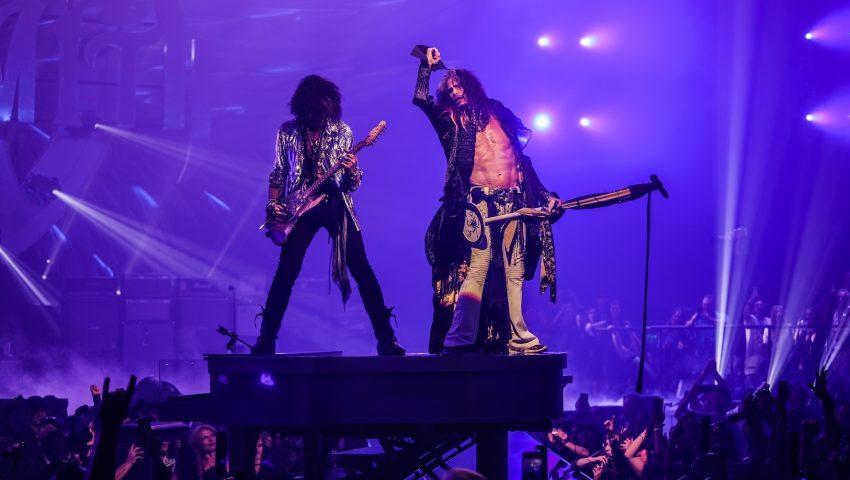 Rock'n Las Vegas : Aerosmith anuncia mais 15 shows até 2020