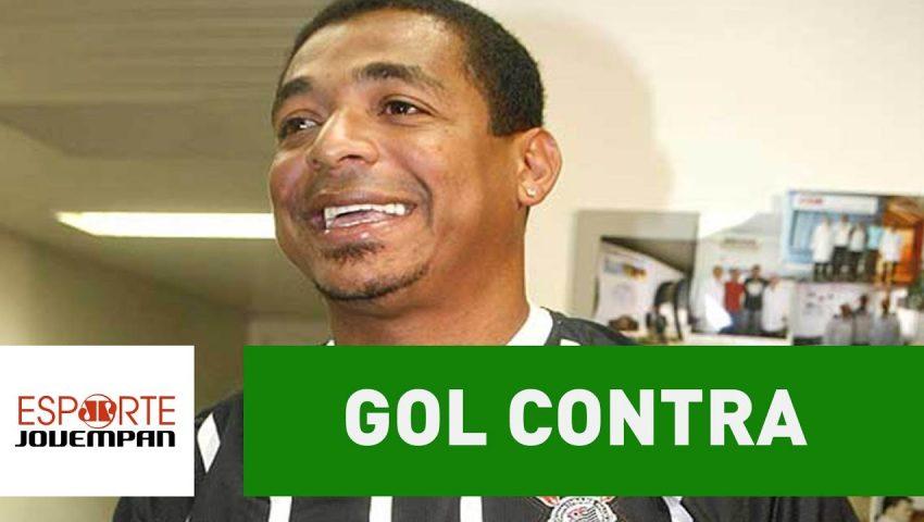 Histórias do Vampeta: o corintiano que só fazia gol contra